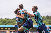 Wycombe Wanderers v Stevenage - 17.09.2016