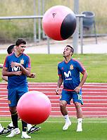 Spain's Thiago Alcantara during training session. June 5,2018.(ALTERPHOTOS/Acero) /NortePhoto.com NORTEPHOTOMEXICO