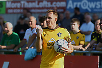 Rob Milsom of Sutton United during Sutton United vs Stevenage, Sky Bet EFL League 2 Football at the VBS Community Stadium on 11th September 2021