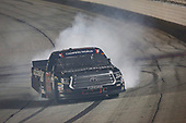 #16: Brett Moffitt, Hattori Racing Enterprises, Toyota Tundra celebrates