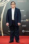 """Pablo Pineda attend """"Iris Academia de Television' awards at Nuevo Teatro Alcala, Madrid, Spain. <br /> November 18, 2019. <br /> (ALTERPHOTOS/David Jar)"""