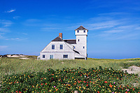 Old Harbor Life Saving Station Museum, Race Point, Cape Cod, Massachusetts, , USA