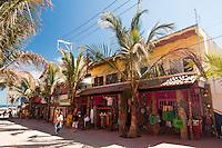 Street scene, Sayulita, Mexico
