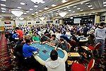 A view of the Commerce Casino, WPT LA Poker Classic Tournament area on Day 2 of the event.