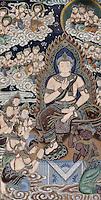 buddhistischer Tempel Jogye-sa in Seoul, Südkorea, Asien<br /> buddhist temple Jogye-sa,  Seoul, South Korea, Asia