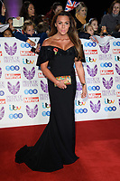 Michelle Heaton<br /> arriving for the Pride of Britain Awards 2018 at the Grosvenor House Hotel, London<br /> <br /> ©Ash Knotek  D3456  29/10/2018