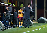 Motherwell v St Johnstone…..30.11.19   Fir Park   SPFL<br />Saints boss Tommy Wright<br />Picture by Graeme Hart.<br />Copyright Perthshire Picture Agency<br />Tel: 01738 623350  Mobile: 07990 594431