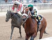 Mucho Macho Man wins Suburban, Emma's Encore the Victory Ride - Belmont Park -7/7/12