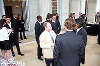 Kevin Payne at a reception for AC Milan at DAR Constitution Hall in Washington DC on May 24 2010.