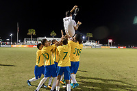 USMNT U-17 vs Brazil, December 3, 2017