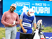 Anirban Lahiri (IND) during the final round of the 2017 Aberdeen Asset Management Scottish Open played at Dundonald Links from 13th to 16th July 2017: Picture Stuart Adams, www.golftourimages.com: 16/07/2017