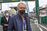 OFFICIAL PICTURE 24 HOURS OF LE MANS - DERECK BELL