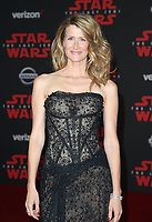 LOS ANGELES, CA - DECEMBER 9: Laura Dern, at Premiere Of Disney Pictures And Lucasfilm's 'Star Wars: The Last Jedi' at Shrine Auditorium in Los Angeles, California on December 9, 2017. Credit: Faye Sadou/MediaPunch /NortePhoto.com NORTEPHOTOMEXICO