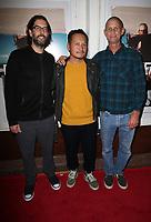SANTA MONICA, CA - NOVEMBER 1: Takuji Masuda, Guests, at the Los Angeles Premiere of documentary Bunker77 at the Aero Theater in Santa Monica, California on November 1, 2017. Credit: Faye Sadou/MediaPunch /NortePhoto.com