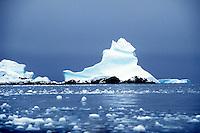 Iceberg, Antartica.