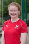 Team Wales Junior Commonwealth Games Samoa 2015.<br /> Mari Davies<br /> 11.07.15<br /> ©Steve Pope - SPORTINGWALES