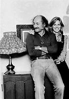 ARCHIVE -<br /> Roger Joubert chez lui avec sa famille,<br /> 1973, date exacte inconnue<br /> <br /> Photo : Agence Quebec Presse  - Alain Renaud