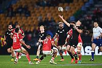 3rd July 2021, Auckland, New Zealand;  Will Jordan.<br /> New Zealand All Blacks versus Tonga, Steinlager Series, international rugby union test match. Mt Smart Stadium, Auckland. New Zealand.