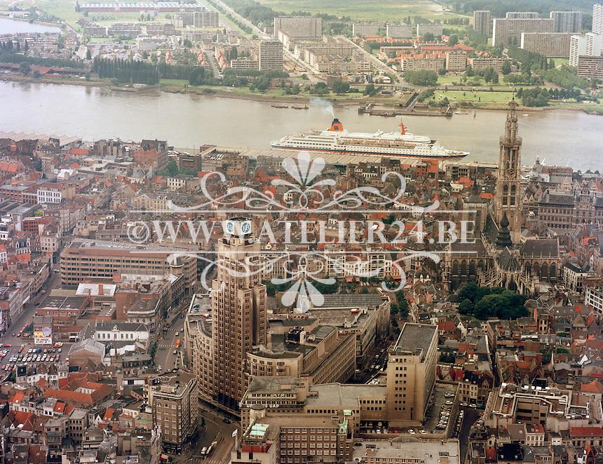 Juni 1985. Antwerpen.