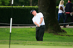 Richard Finch (ENG) on the practice ground before starting his round during of Day 3 of the BMW International Open at Golf Club Munchen Eichenried, Germany, 25th June 2011 (Photo Eoin Clarke/www.golffile.ie)