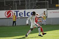 Fernando Ernesto (FC Bayern M¸nchen) im Zweikampf mit Viktor Riske (FSV Mainz 05)