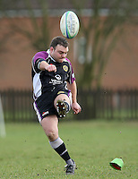 Rugby 2008-2009