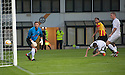 Partick's Conrad Balatoni (6) scores their second goal