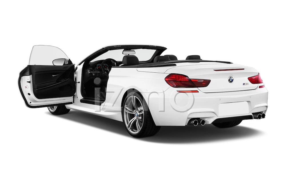 Car images of 2016 BMW M6 Convertible - 2 Door Convertible Doors