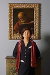 Anna Ottani Cavina.Bologna, 18/12/2001