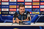 Australia's Pre-Match Press Conference and Official Training Session prior to the 2018 FIFA World Cup Russia Asian Qualifiers Final Qualification Round Group B match between Thailand and Australia at Rajamangala Stadium on 14 November 2016, in Bangkok, Thailand. Photo by Thananuwat Srirasant / Lagardere Sports