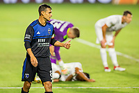 CARSON, CA - OCTOBER 14: Chris Wondolowski #8 of the San Jose Earthquakes elebrates a goal during a game between San Jose Earthquakes and Los Angeles Galaxy at Dignity Heath Sports Park on October 14, 2020 in Carson, California.