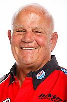 Feb 10, 2016; Pomona, CA, USA; NHRA funny car driver Gary Densham poses for a portrait during media day at Auto Club Raceway at Pomona. Mandatory Credit: Mark J. Rebilas-USA TODAY Sports