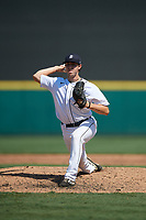 Detroit Tigers pitcher Brendan White (54) during a Florida Instructional League intrasquad game on October 17, 2020 at Joker Marchant Stadium in Lakeland, Florida.  (Mike Janes/Four Seam Images)