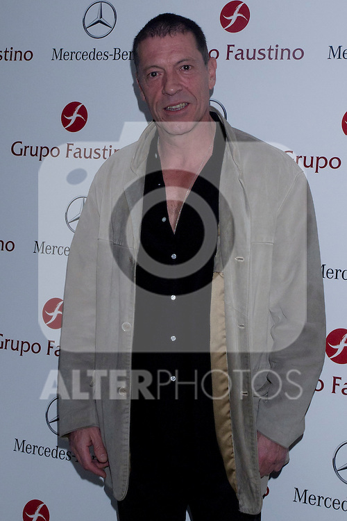 08.05.2012. IV Edition of the International Theatre for authors Novice Agustin Gonzalez has taken place in the Beef Place Restaurant in Madrid. In the picture: Ramon Langa (Alterphotos/Marta Gonzalez).