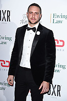 Tom Labey<br /> arriving for the Float Like a Butterfly Ball 2019 at the Grosvenor House Hotel, London.<br /> <br /> ©Ash Knotek  D3536 17/11/2019