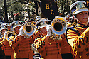 Holy Cross Marching Band in Uptown parade, 2004