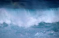 Océanie/Australie/Australie Méridionale/Ile Kangaroo/Finder Chase National Park : Vagues au cap du Couédic