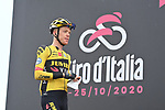 Steven Kruijswijk (NED) Team Jumbo-Visma at sign on before the start of Stage 9 of the 103rd edition of the Giro d'Italia 2020 running 208km from San Salvo to Roccaraso (Aremogna), Sicily, Italy. 11th October 2020.  <br /> Picture: LaPresse/Gian Mattia D'Alberto   Cyclefile<br /> <br /> All photos usage must carry mandatory copyright credit (© Cyclefile   LaPresse/Gian Mattia D'Alberto)