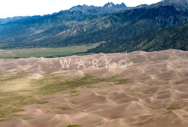 Great Sand Dunes National Park. June 2014. 85495