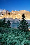 Hector Lake, Banff National Park, Alberta, Canada