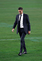 20th November 2020, Nashville, TN, USA;  Inter Miami head coach Diego Alonso looks dejected as he walks off the field following a 3-0 loss in the MLS Cup Playoffs Eastern Conference Play-In game between Nashville SC and Inter Miami, November 20, 2020 at Nissan Stadium