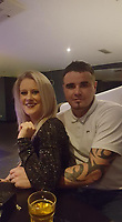 """Pictured: Emma Louise Matthews (L) <br /> Re: The family of a Emma Louise Matthews, found dead in her hotel room, found out about her death on social media, an inquest has heard.<br /> The body of 30 year old Matthews, from Ferndale, Rhondda , was found at Scotts Hotel in Llantwit Fardre, near Pontypridd, on July 30 2017.<br /> Coroner Andrew Barkley said a Facebook post alleging she was working as an escort had been posted before her death.<br /> The post, which contained text conversations Ms Matthews' had with with men, was seen by her family.<br /> Her stepfather Mark Lloyd said his family first heard of her death through """"gossip"""" on social media and through a friend."""