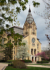 May 5, 2011; Washington Hall..Photo by Matt Cashore/University of Notre Dame