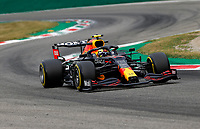 10th September, September 2021; Nationale di Monza, Monza, Italy; FIA Formula 1 Grand Prix of Italy, Free practise and qualifying for sprint race:  11 Sergio Perez MEX, Red Bull Racing