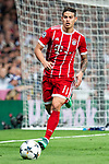 Bayern Munich James Rodriguez during Semi Finals UEFA Champions League match between Real Madrid and Bayern Munich at Santiago Bernabeu Stadium in Madrid, Spain. May 01, 2018. (ALTERPHOTOS/Borja B.Hojas)