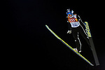 Jurij Tepes of Slovenia during the Men's Normal Hill Individual of the 2014 Sochi Olympic Winter Games at Russki Gorki Ski Juming Center on February 9, 2014 in Sochi, Russia. Photo by Victor Fraile / Power Sport Images