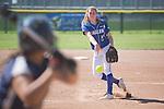 2014 softball: Los Altos High School vs. Lincoln High School