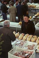 Europe/France/Limousin/Corrèze/Brive-La-Gaillarde : Marché au gras