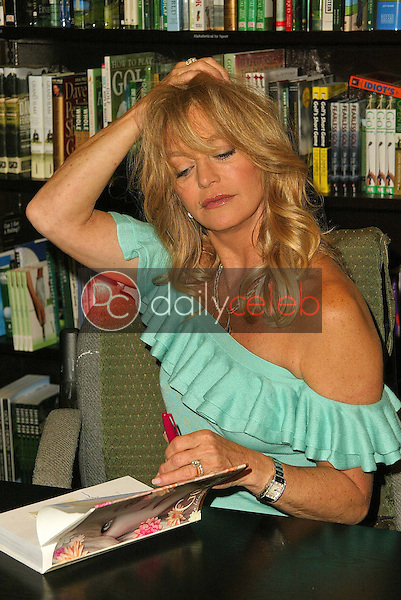 Goldie Hawn<br />