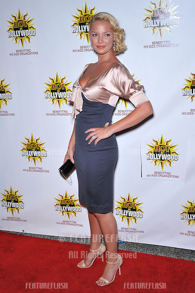 Katherine Heigl at the 3rd Annual Hot in Hollywood event at the Avalon in Hollywood in honor of HIV/AIDS Awareness..August 16, 2008  Los Angeles, CA.Picture: Paul Smith / Featureflash